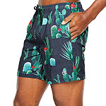 Ocean Current Palm Desert Volley Swim Trunks