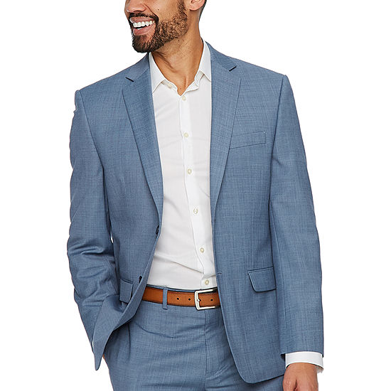 Collection by Michael Strahan  Coolmax Mens Stretch Classic Fit Suit Jacket