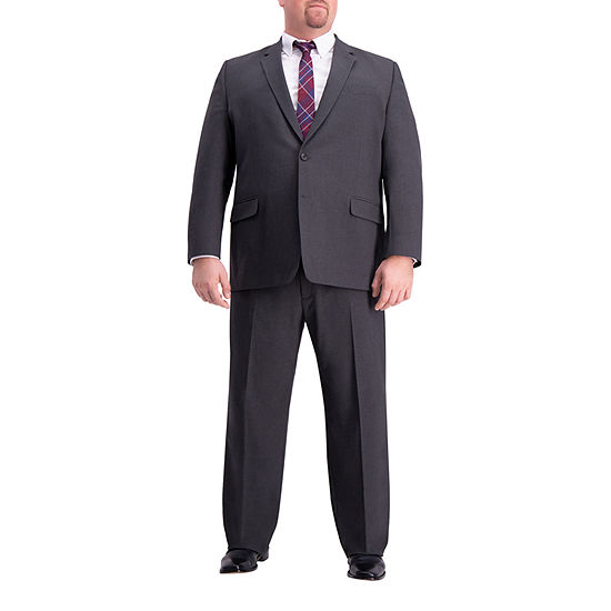 Haggar Jm 4 way Stretch Classic Fit Suit Jacket-Big and Tall