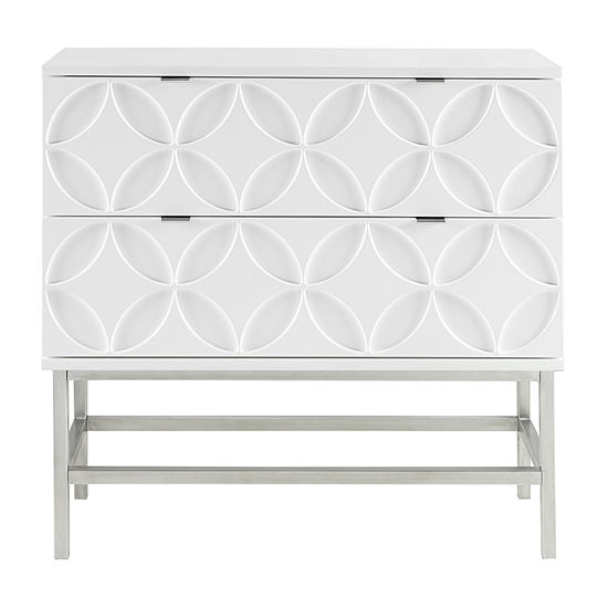 Madison Park Beacon 2-Drawer Accent Chest