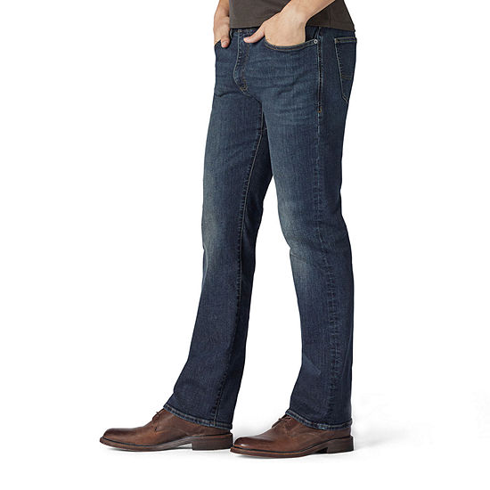 Lee® Extreme Motion Men's Regular Fit Bootcut Jeans