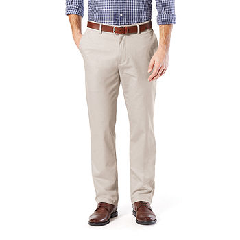 Dockers Mens Signature Slim Fit Dress Pant with Stretch