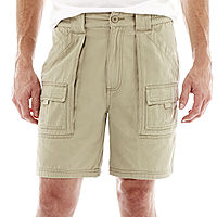 Deals on St. Johns Bay Mens 7-inch Hiking Short