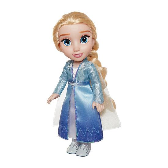 Disney Frozen 2 Elsa Large Epilogue Doll