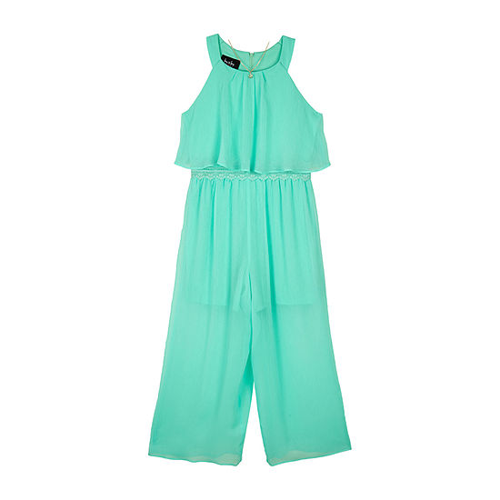 by&by girl - Big Kid Girls Jumpsuit
