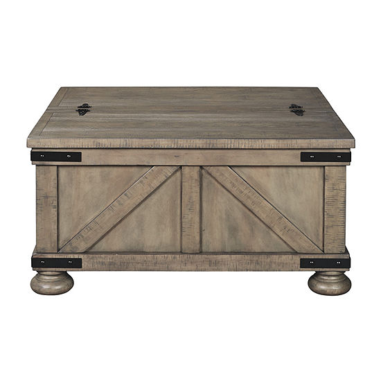 Signature Design by Ashley Aldwin Lift-Top Coffee Table