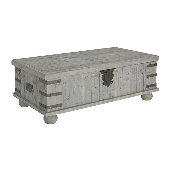 Signature Design by Ashley Carynhurst Lift-Top Coffee Table