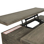 Signature Design by Ashley Chazney 2-Drawer Lift-Top Coffee Table