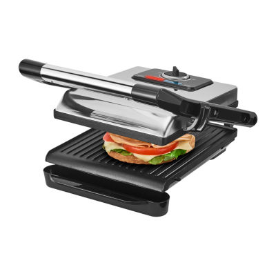 Cooks Stainless Steel Panini Grill