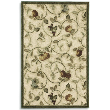 Wonderfruit Washable Rectangular Rug JCPenney