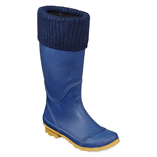 5503b58c488d Henry Ferrera Womens Kc 100 Rain Boots - JCPenney