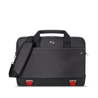 """Solo Envoy 15.6"""" Slim Briefcase"""