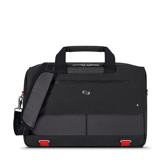 """Solo Mission 15.6"""" Briefcase"""