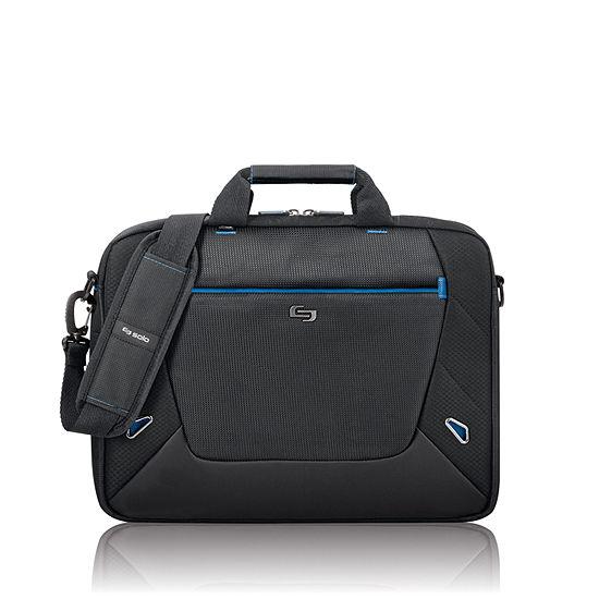 Solo Active 16 Slim Briefcase