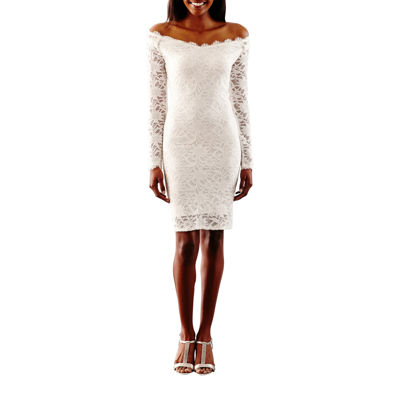 Blu Sage Long Sleeve Wedding Dress