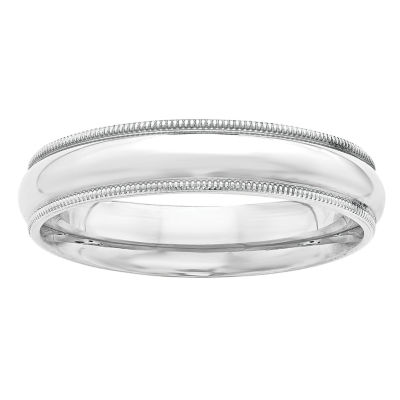 Womens 5mm 14K Gold Band