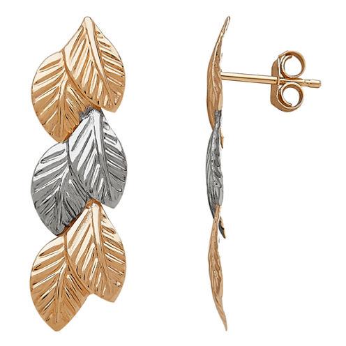 Limited Quantities! 14K Gold Drop Earrings
