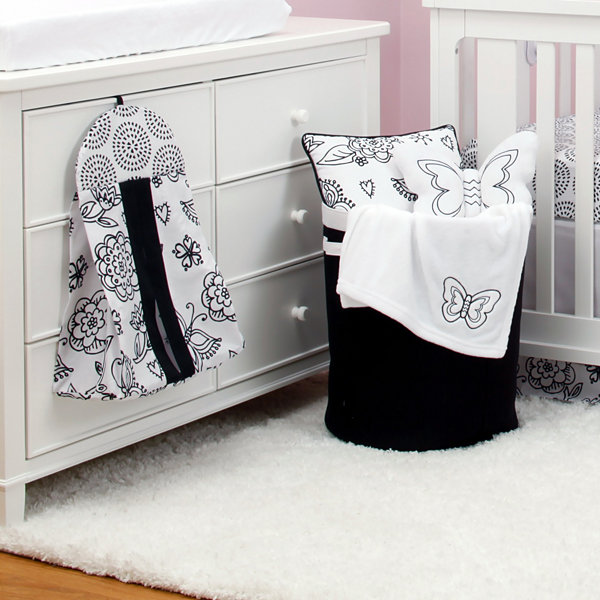 Nojo 8-pc. Crib Bedding Set