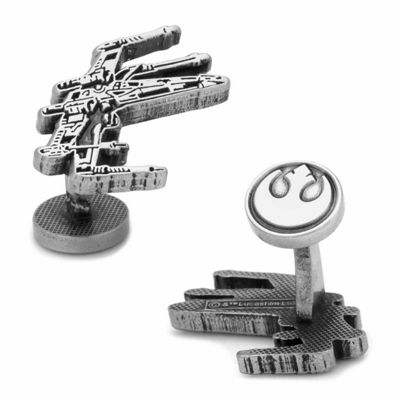 Star Wars™ X-Wing Etched Cuff Links