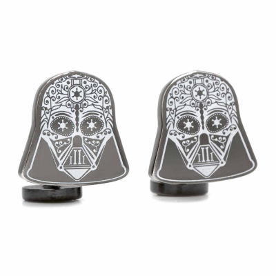 Star Wars™ Darth Vader Sugar Skull Cuff Links