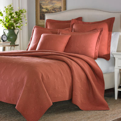 Stone Cottage Arbor Quilted Euro Shams