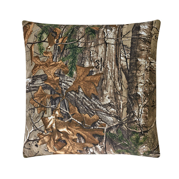 Realtree Xtra Throw Pillow