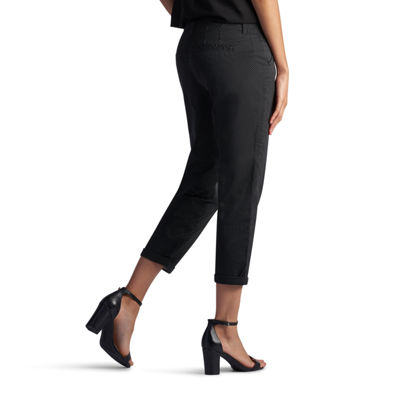 Lee Cropped Pants-Petite