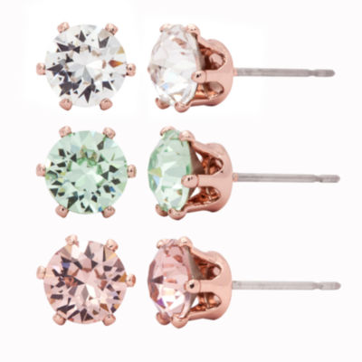 Sparkle Allure Multi Color Earring Sets
