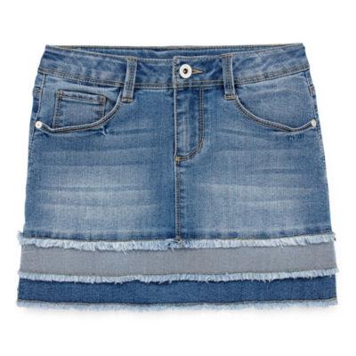 Arizona Denim Skirt - Girls 4-16