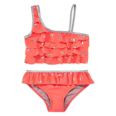 Limited Too Girls Animal Bikini Set - Girls' 4-16