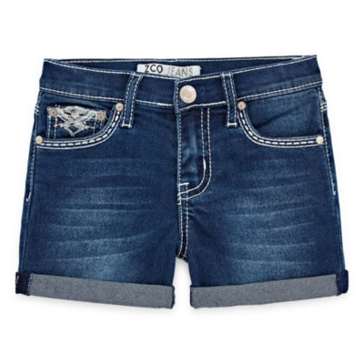 ZCO Jeans Denim Shorts - Big Kid Girls