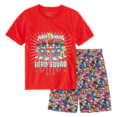 Power Rangers 2-pc. Power Rangers Pant Pajama Set Boys