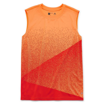 Xersion Ombre Muscle Muscle T-Shirt Boys