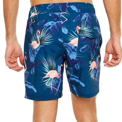 Ocean Current Animal Swim Shorts