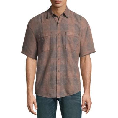 Arizona Short Sleeve Flannel Shirt