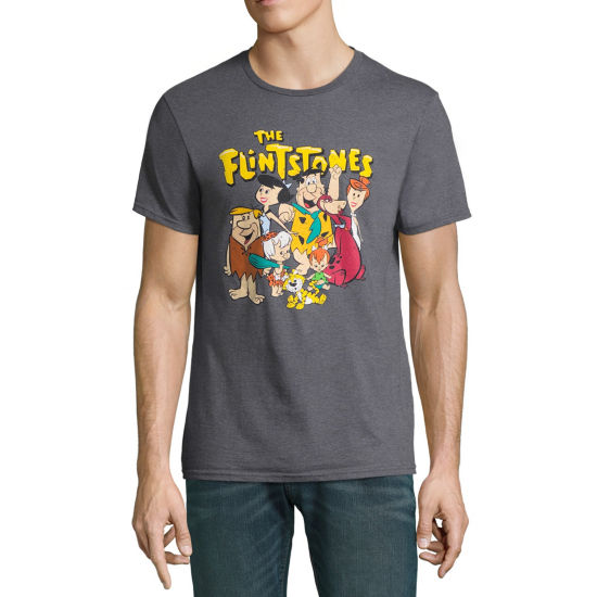 The Flinstones Group Graphic Tee
