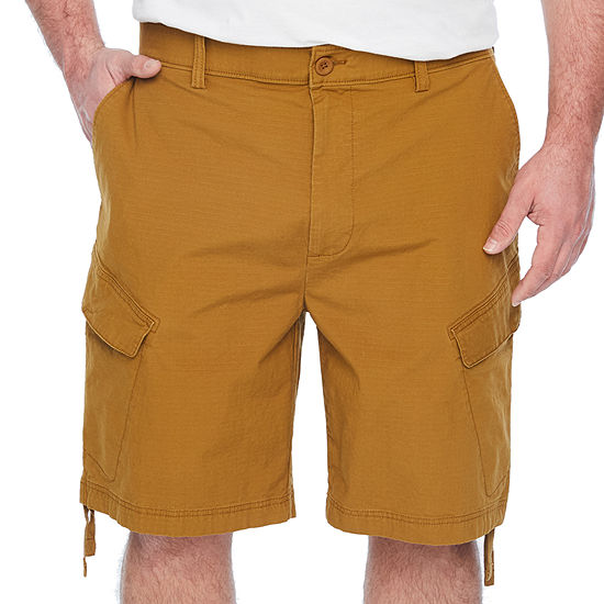 a07e2e24b6 The Foundry Big & Tall Supply Co. Mens Stretch Elastic Waist Cargo Short Big  and Tall - JCPenney