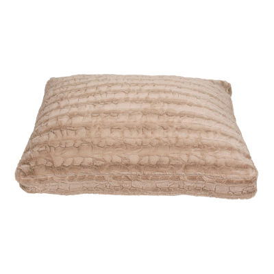 Reagan Faux Fur Dog Bed