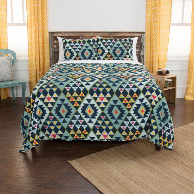 Rizzy Home Maddux Place Miles 3-pc. Quilt Set
