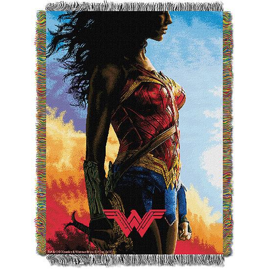 Wonder Woman Movie Classy Warrior Throw