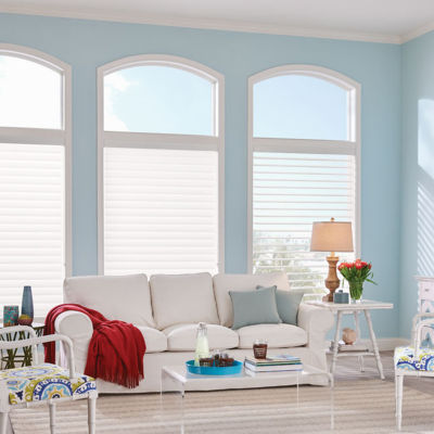 "Bali 2-3/4"" Westford Custom Sheer Shades"