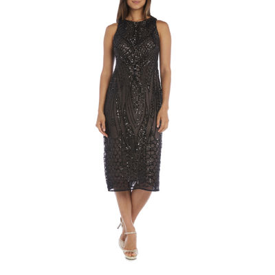 R&M Richards Sequin Dress