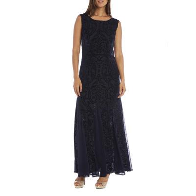 R&M Richards Burnout Dress