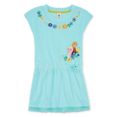 Disney Girls Frozen Cover-up