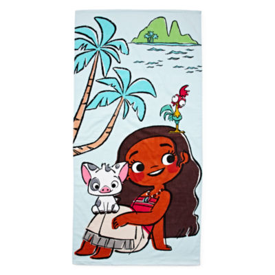 Disney Moana Beach Towel