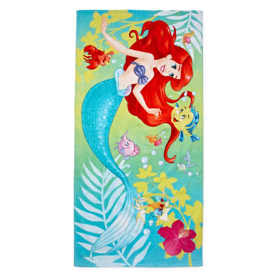 Disney The Little Mermaid Beach Towel