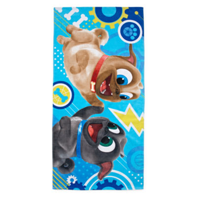 Disney Puppy Dog Pals Beach Towel