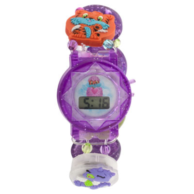 Hatchimals Girls Multicolor Strap Watch-Eggkd16011