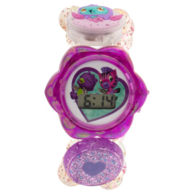 Hatchimals Girls Multicolor Strap Watch-Eggkd16029