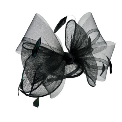 San Diego Hat Company Bow Sinamay Fascinator